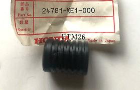 24781-KE1-000 SCHALTPEDALGUMMI