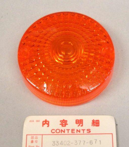 33402-377-671 GLAS, BLINKLEUCHTE