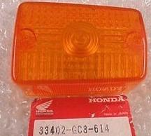 33402-GC8-614 GLAS, V. BLINKER