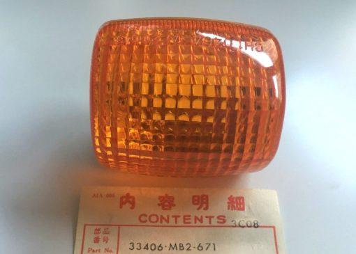 33406-MB2-671 GLAS KOMPL., BLINKER