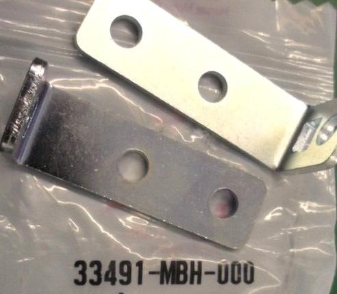 33491-MBH-000 STUETZE, V. BLINKER