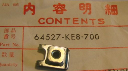 64527-KE8-700 CLIPMUTTER, 4MM