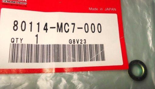 80114-MC7-000 HUELSE, H. FENDER