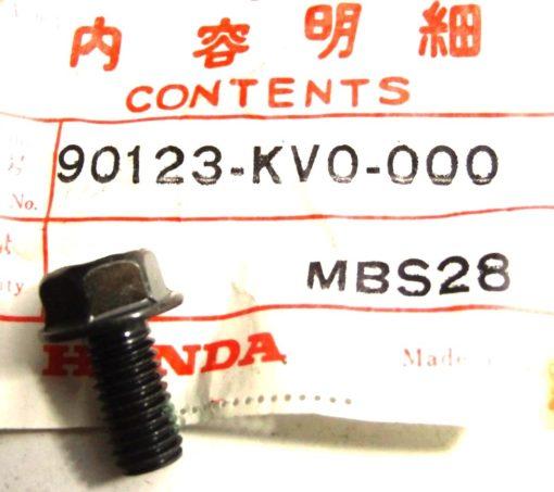 90123-KV0-000 FLANSCHENSCHRAUBE, 8X16