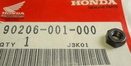90206-001-000 EIINSTELLMUTTER, VENTILSPIEL
