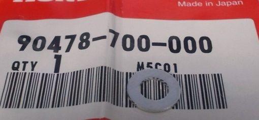 90478-700-000 SCHEIBE A, 6MM
