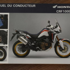 00X33-MKK-8010 CRF1000L HONDA MANUEL DU CONDUCTEUR