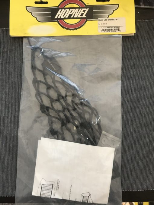 Hopnel TRUNK LID STORAGE NET For GL1500/6 PART NO. H15407