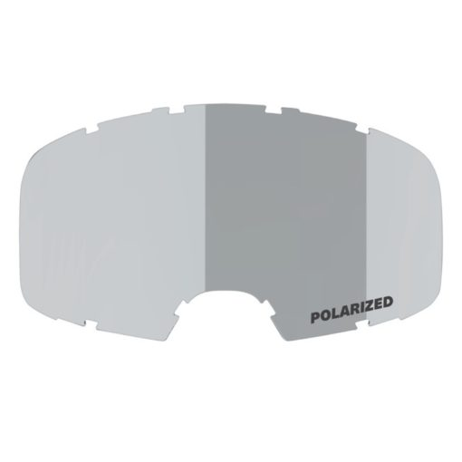 iXS polarized mirror lens (smoke) mirror silver one-size